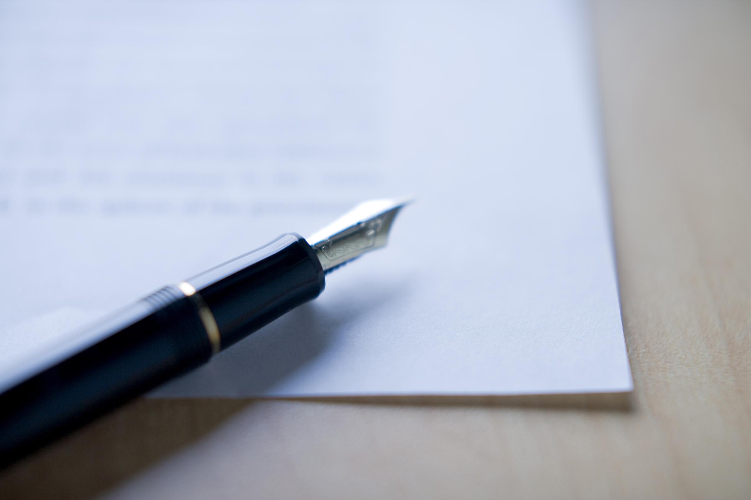 簡易裁判所・地方裁判所に提出する書類の作成